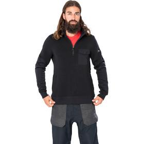 super.natural Compound Quarter Jacket Men, negro